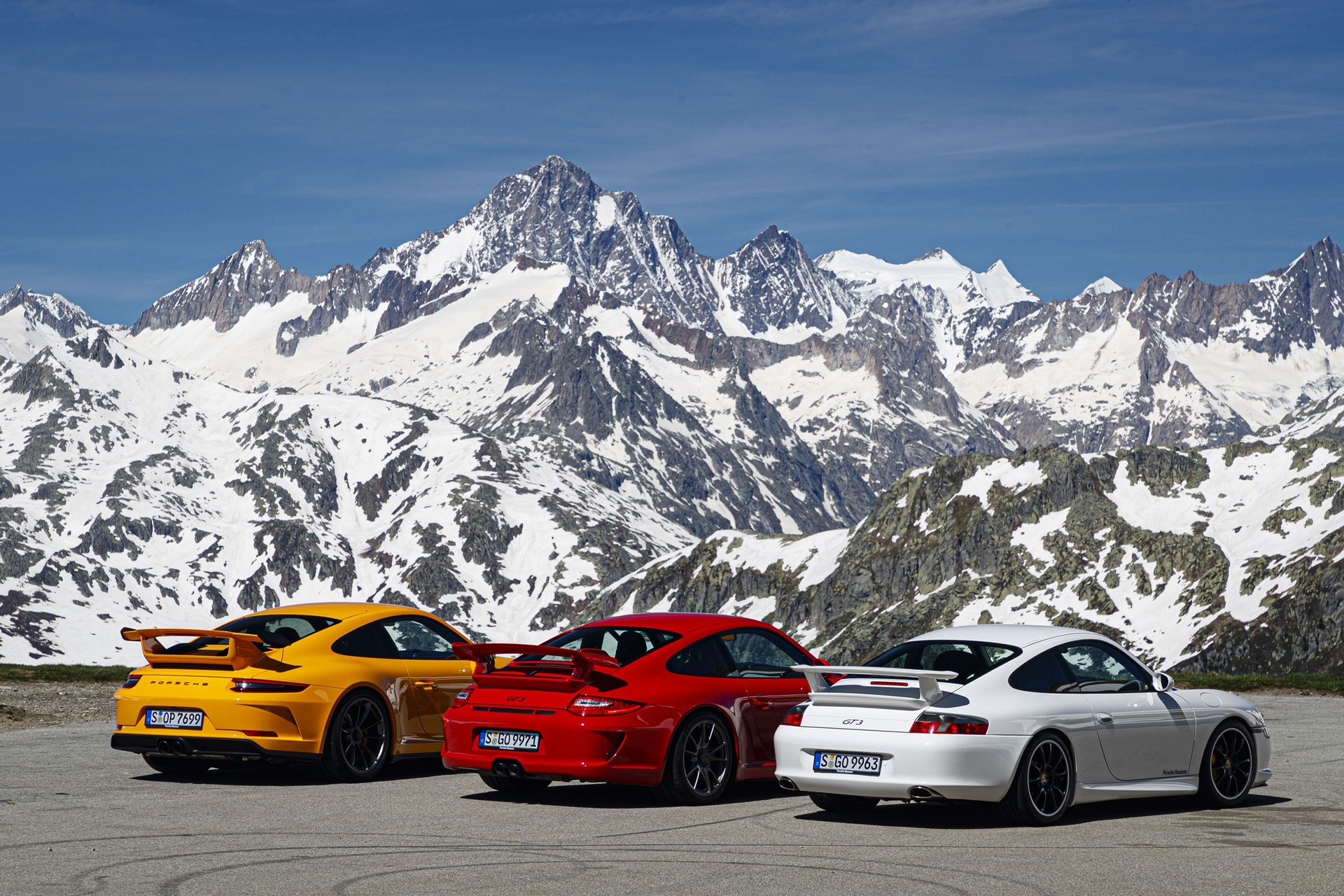 Porsche Suisse | 20 Jahre GT3 | Juni 2019 ©  Dirk Michael Deckbar |+491723108973 | Mail@deckbar.de |