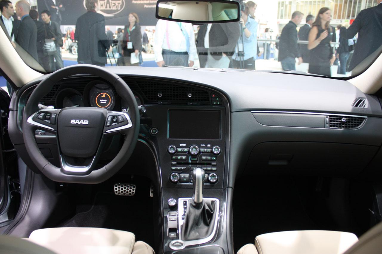 Έ ύ 2009 Saab 9 5 2010 Autoblog Gr