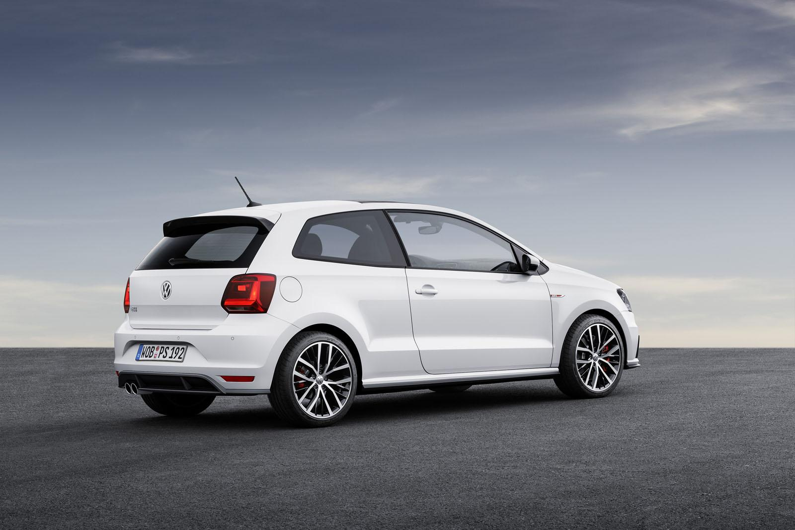 volkswagen polo gti 2015. Black Bedroom Furniture Sets. Home Design Ideas
