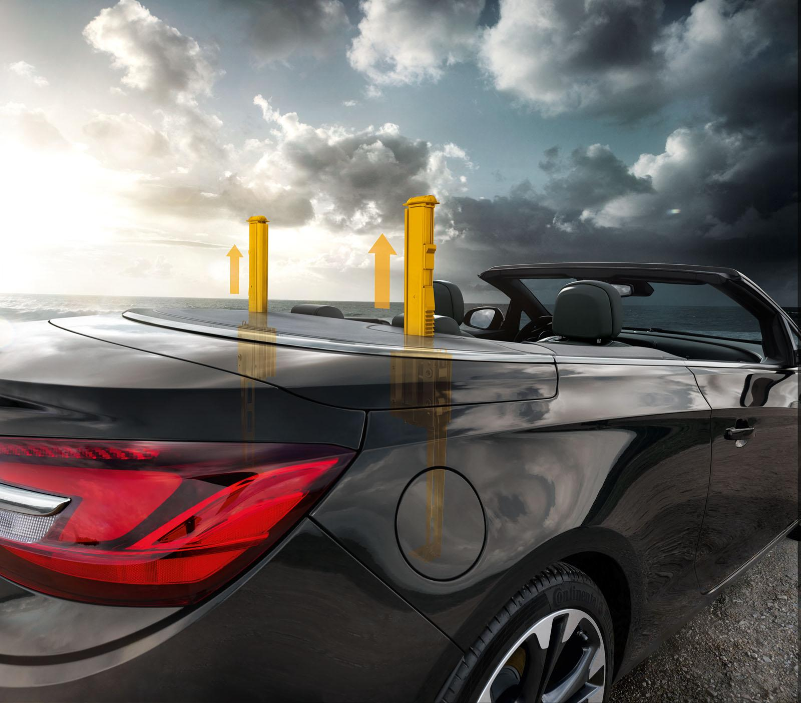 Buick Introduces 1st Convertible In Us In 25 Years: Επίσημο: Buick Cascada 2016