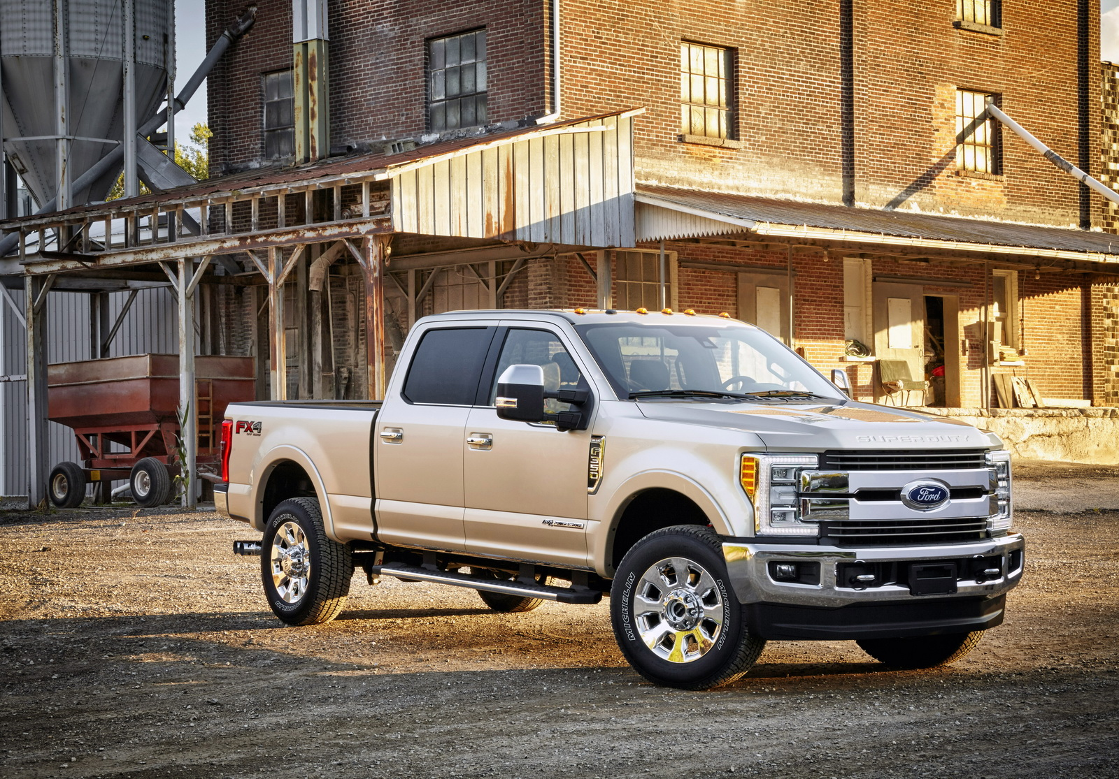 Henry Ford's vision to create a vehicle with a cab and work-duty frame capable of accommodating cargo beds and third-party upfit equipment proudly endures a century later in the Built Ford Tough F-Series lineup – from F-150 to F-750 Super Duty