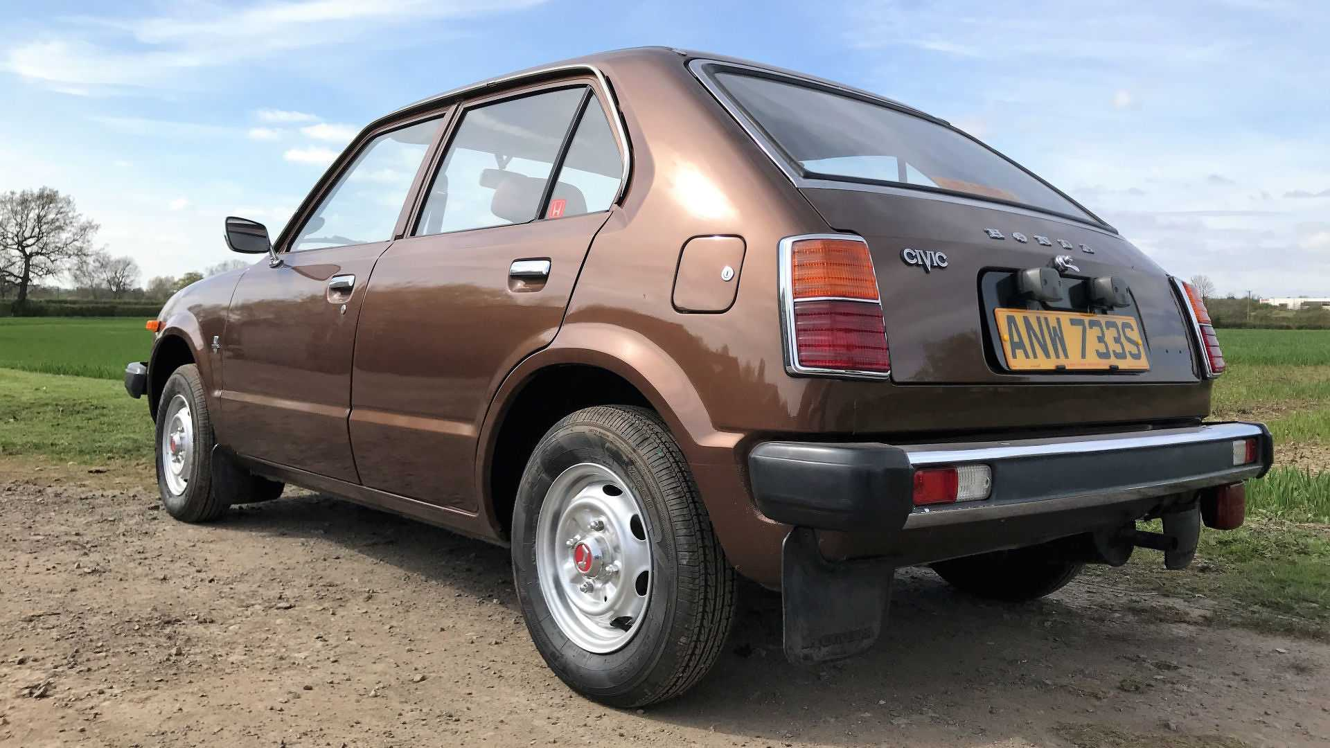 1978_Honda_Civic_Auction_01