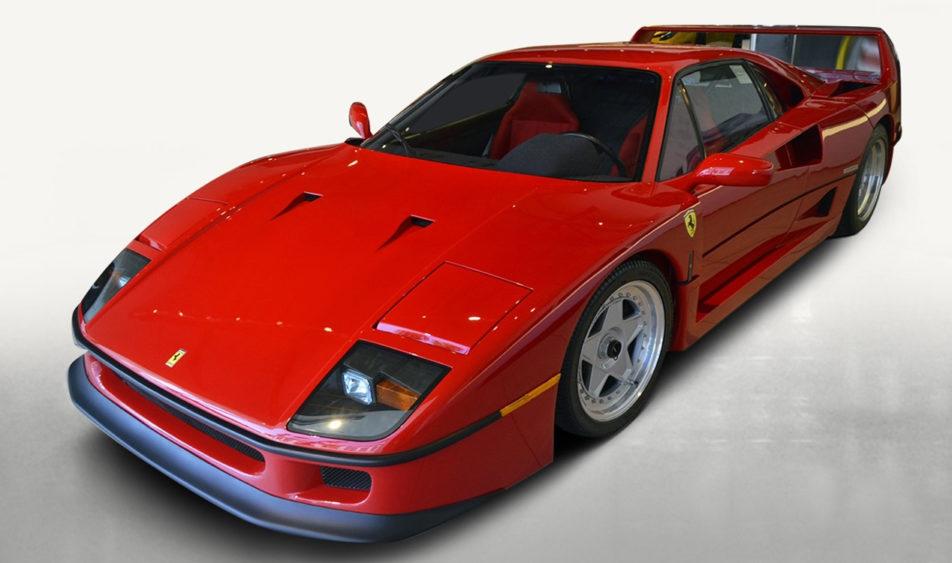 1990_Ferrari_F40_13