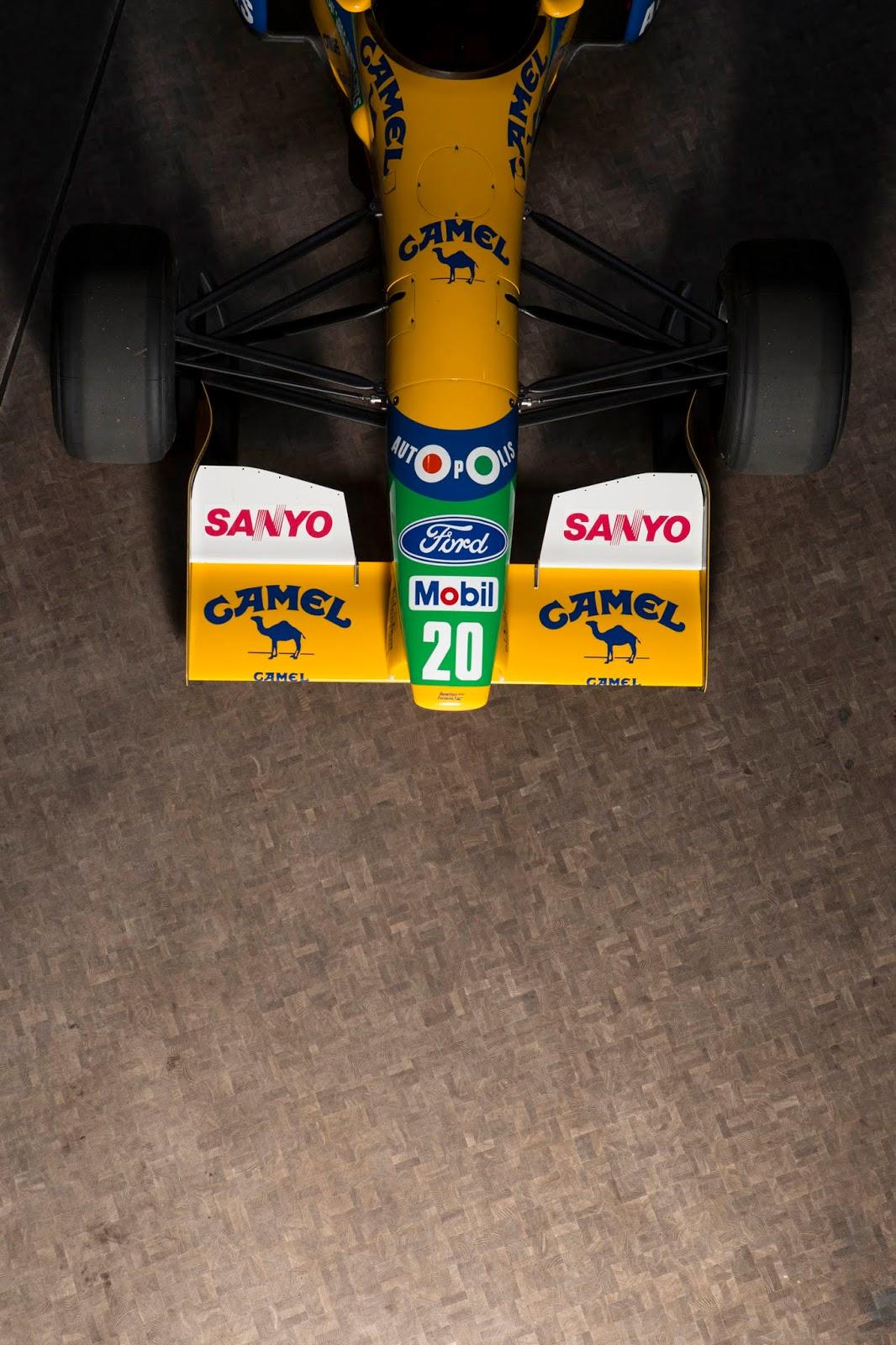 1991_Benetton-Ford_B191_07