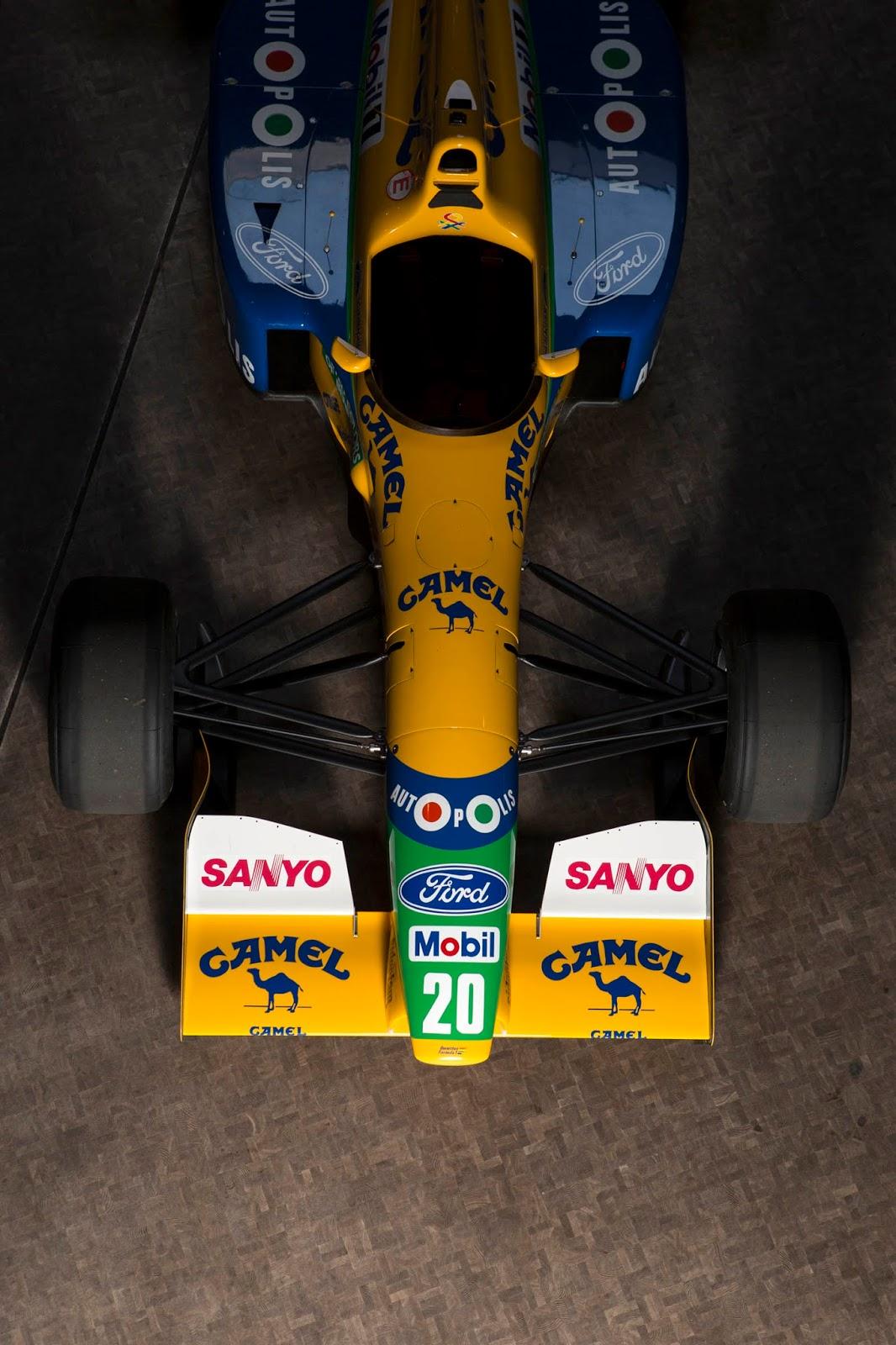 1991_Benetton-Ford_B191_08