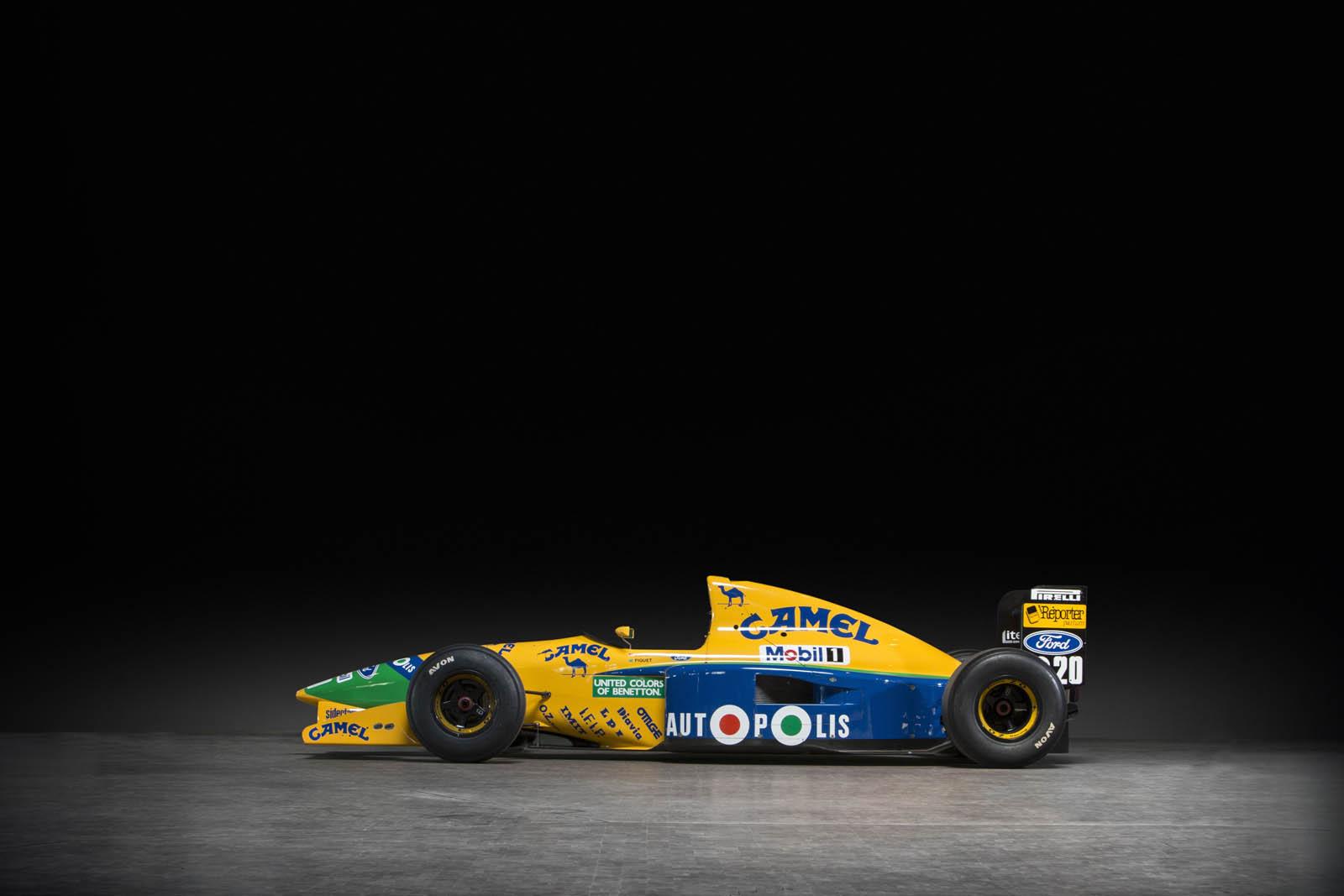 1991_Benetton-Ford_B191_10