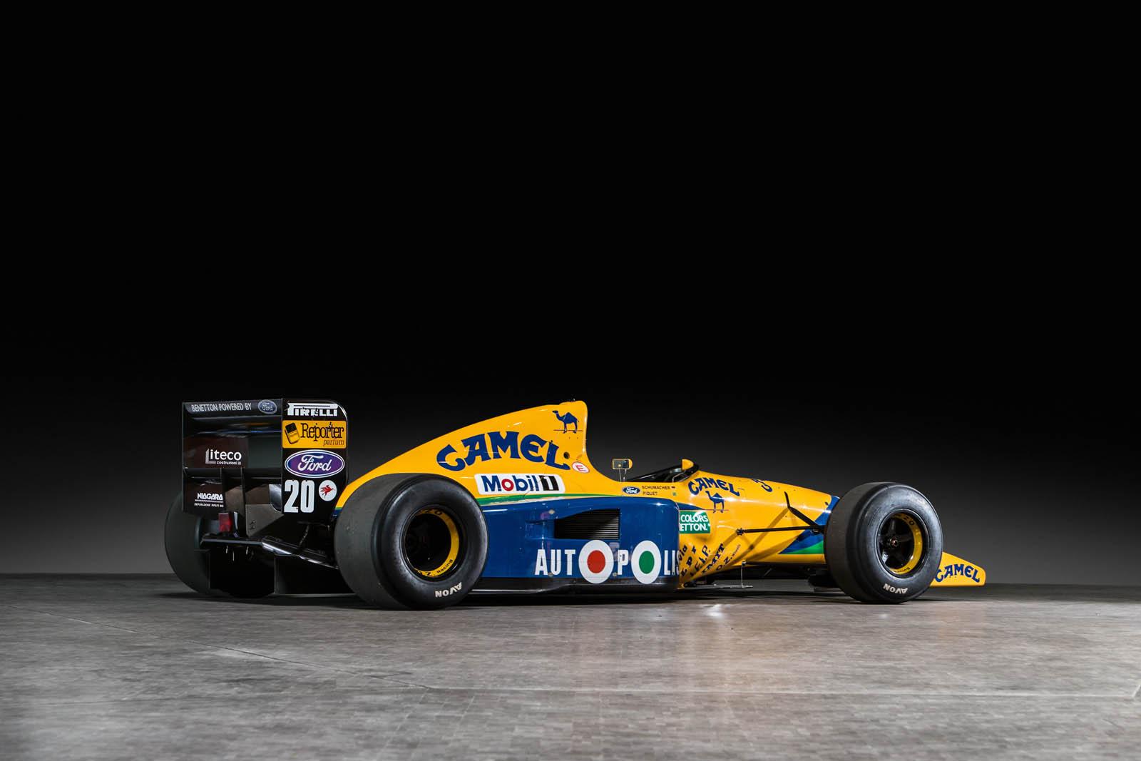 1991_Benetton-Ford_B191_11