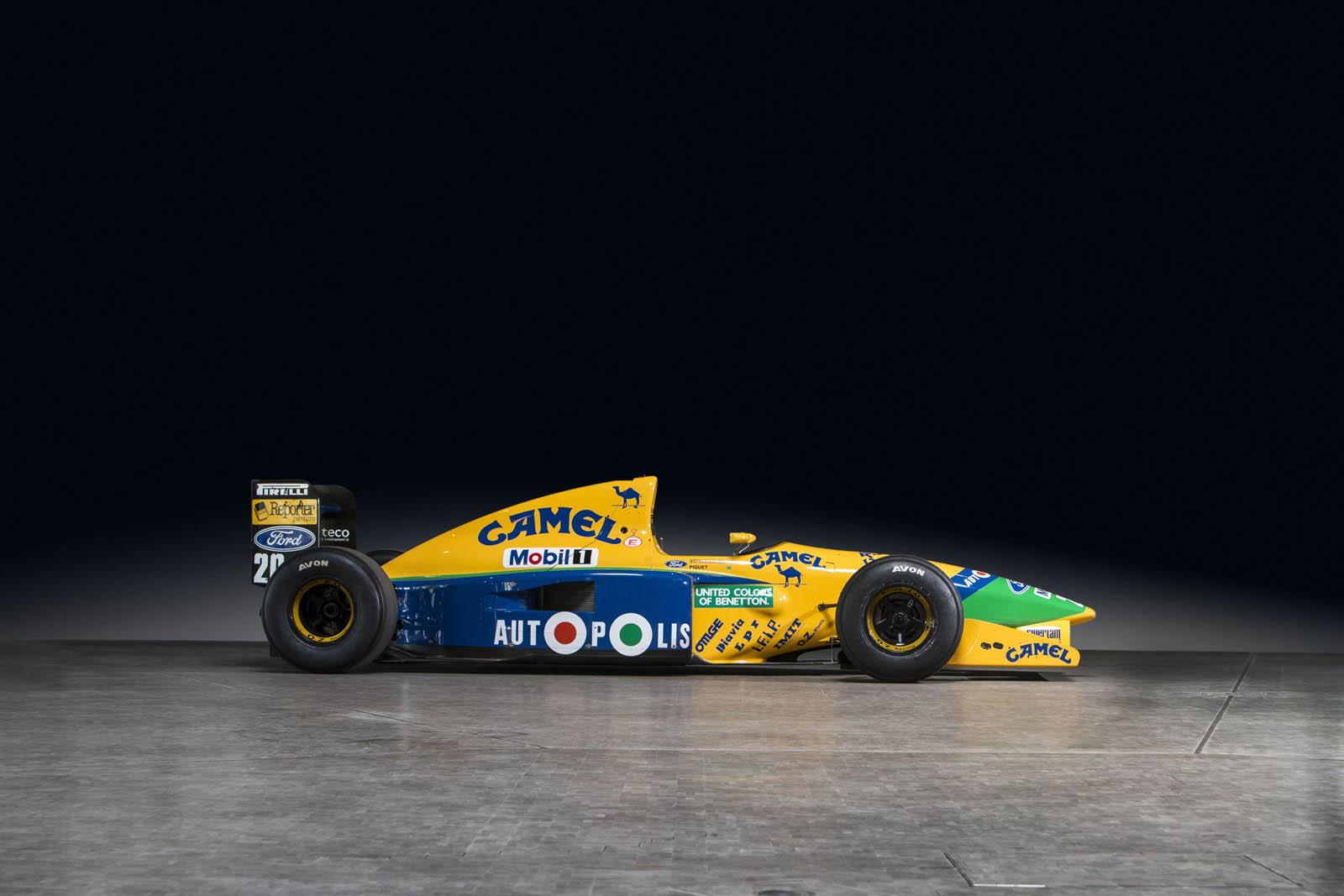 1991_Benetton-Ford_B191_12