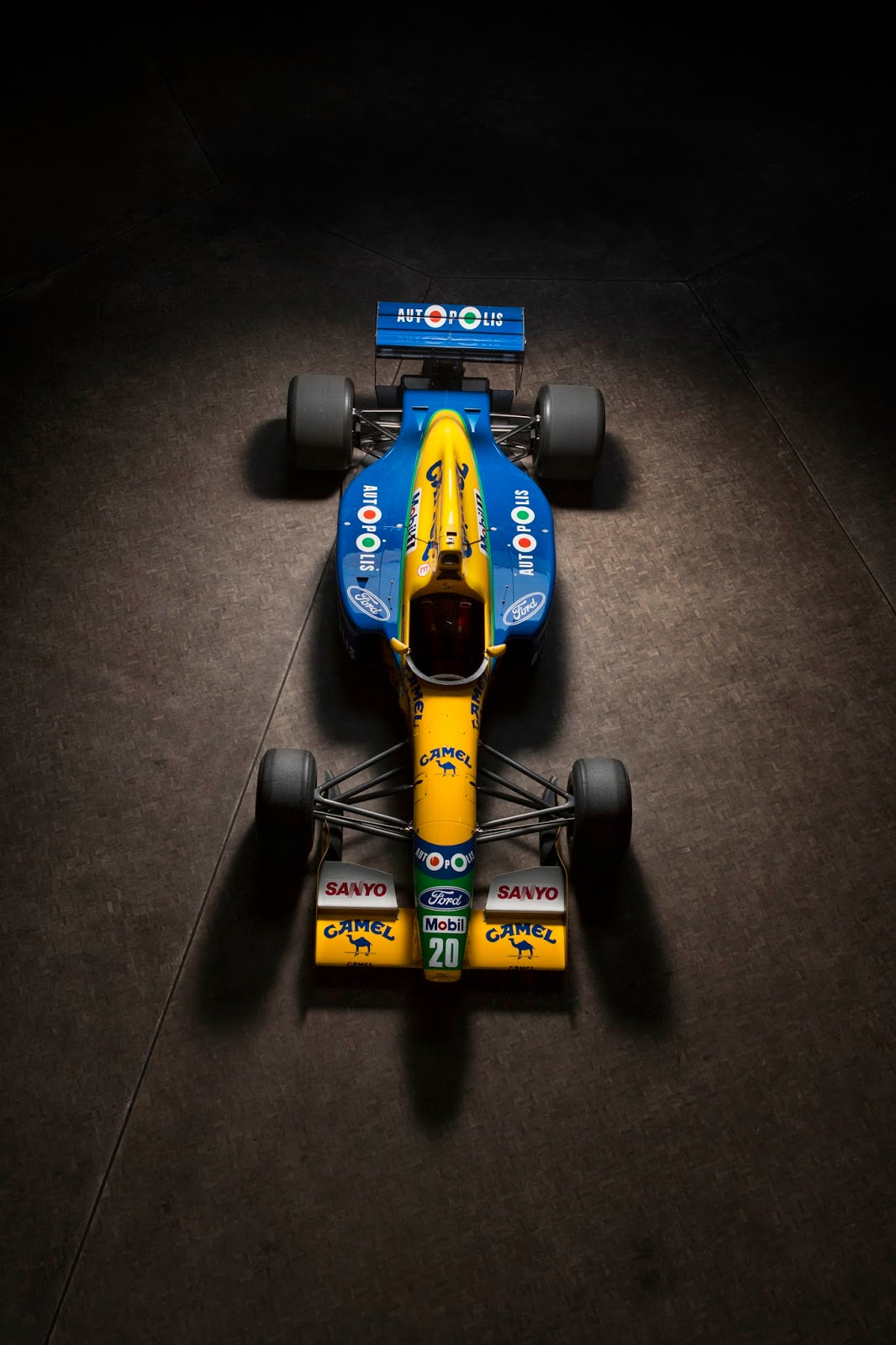 1991_Benetton-Ford_B191_14