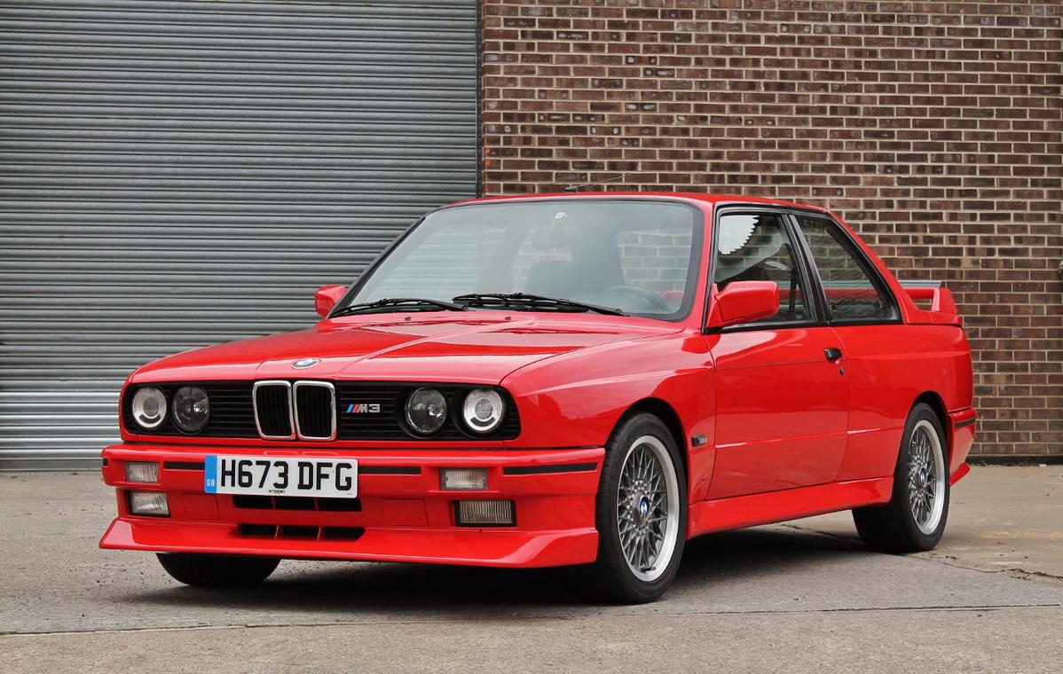 1991_BMW_M3_E30_01