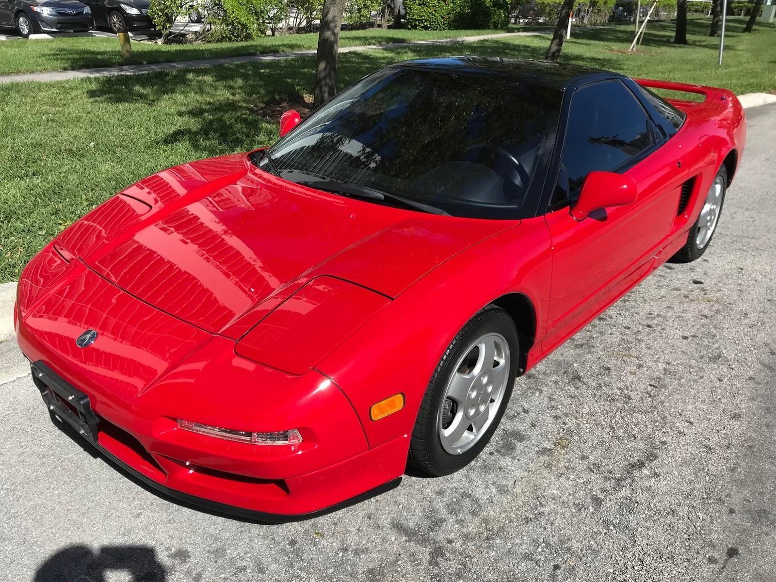 1993_Acura_NSX_auction_0000