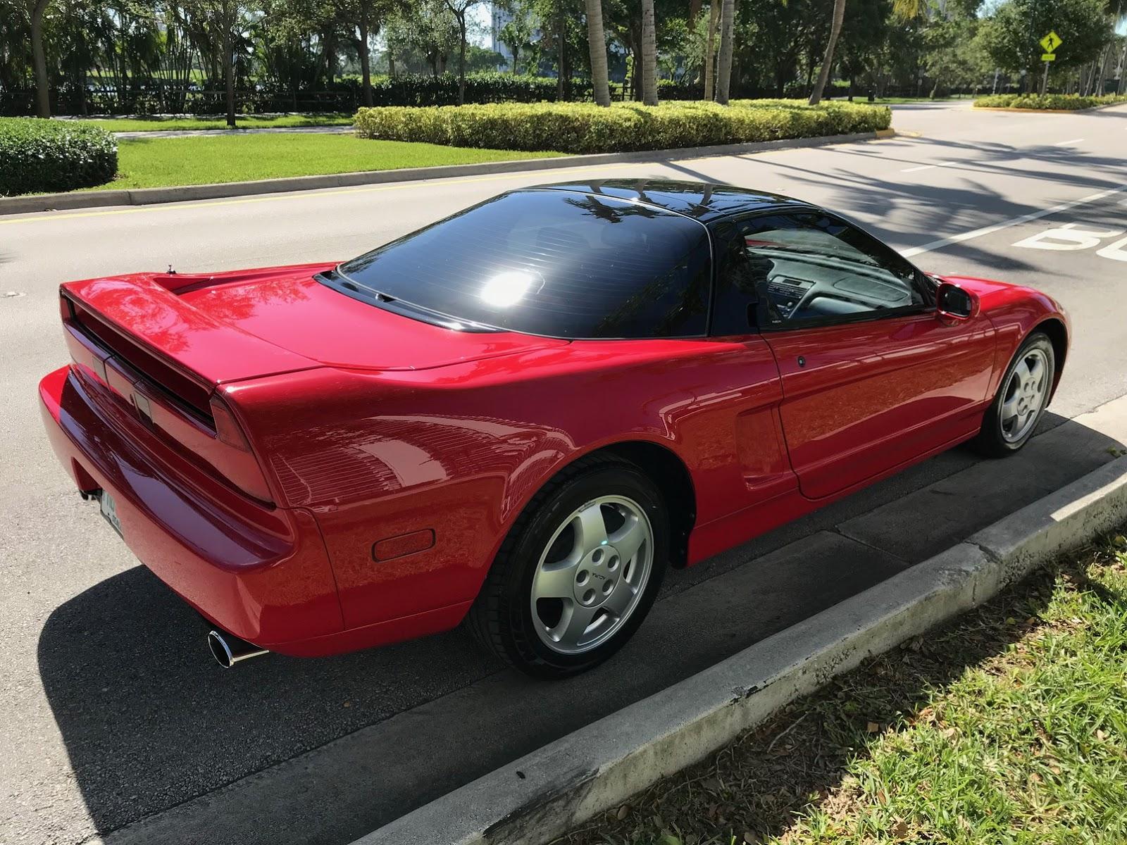 1993_Acura_NSX_auction_0002