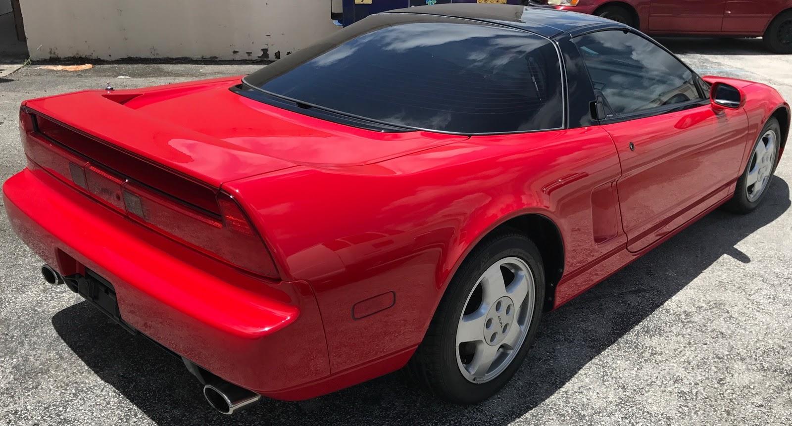 1993_Acura_NSX_auction_0010