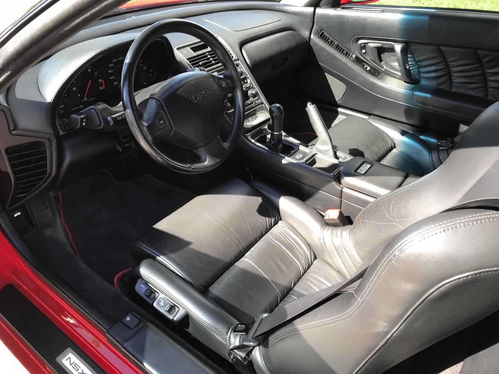 1993_Acura_NSX_auction_0030