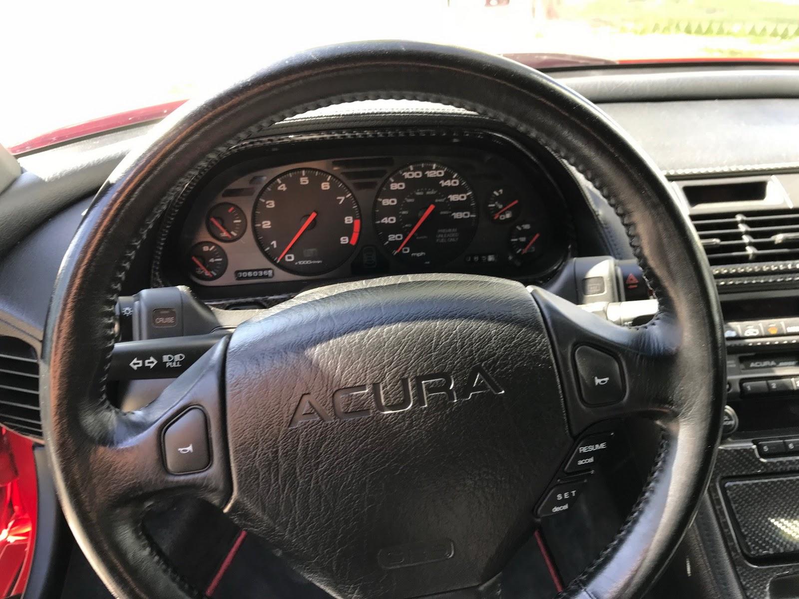 1993_Acura_NSX_auction_0031