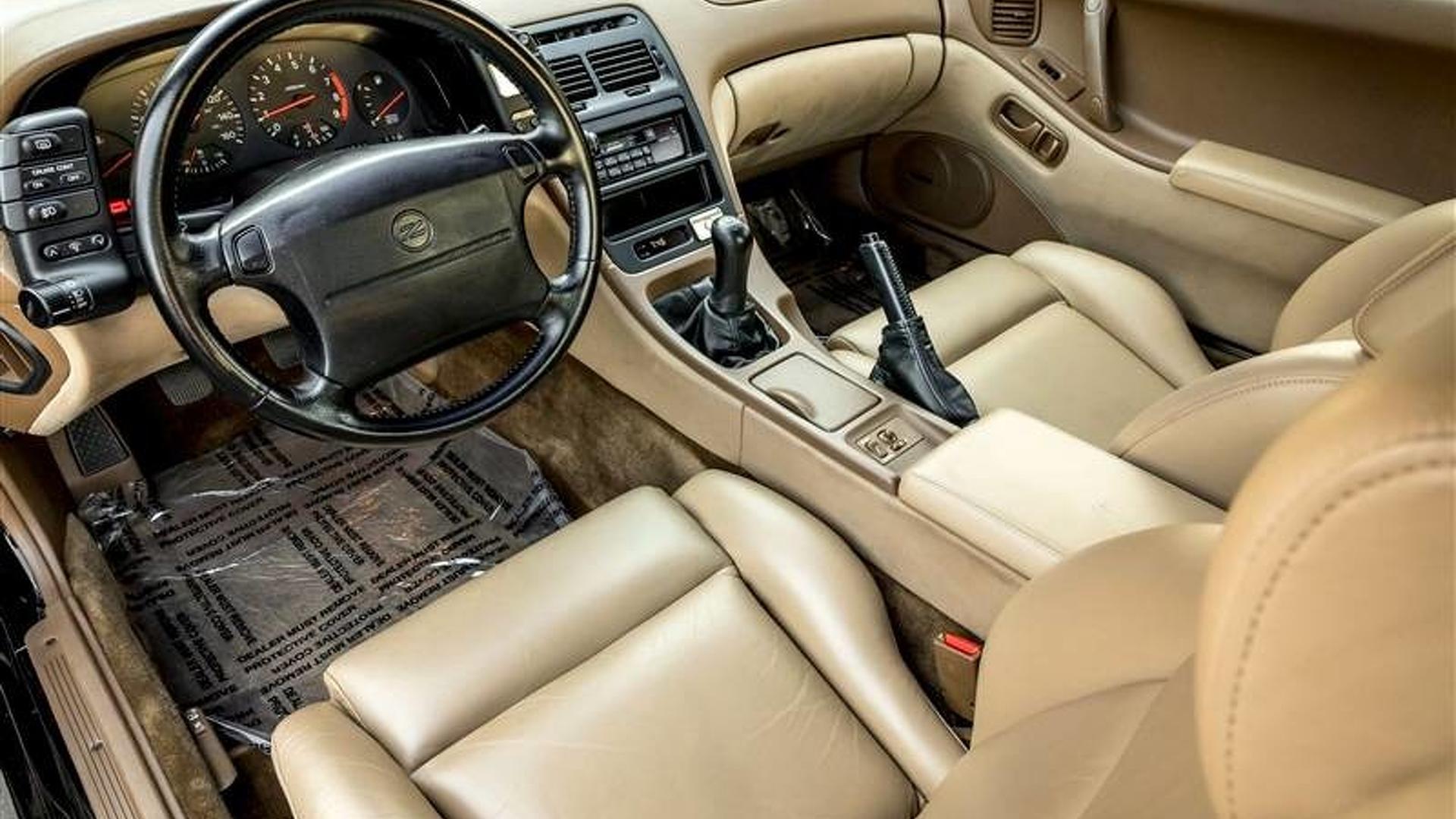 1996_Nissan_300ZX_Turbo_eBay_34