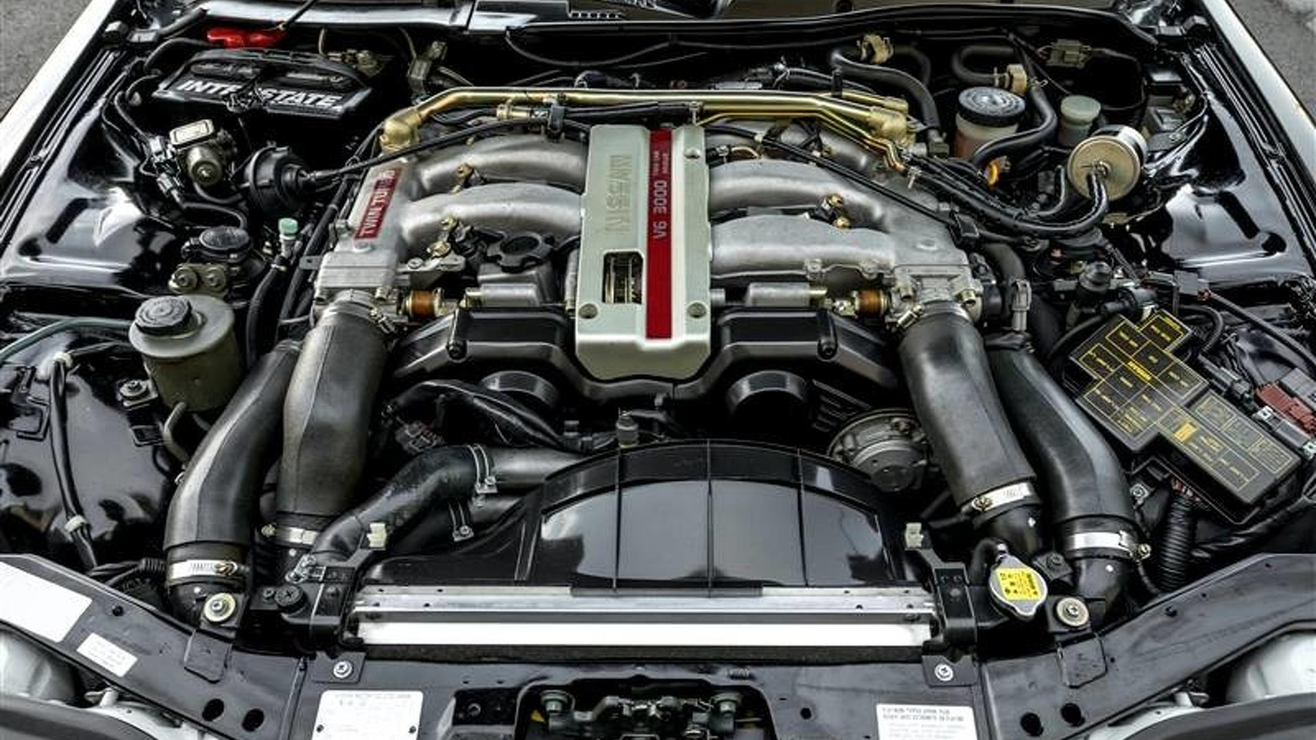 1996_Nissan_300ZX_Turbo_eBay_43