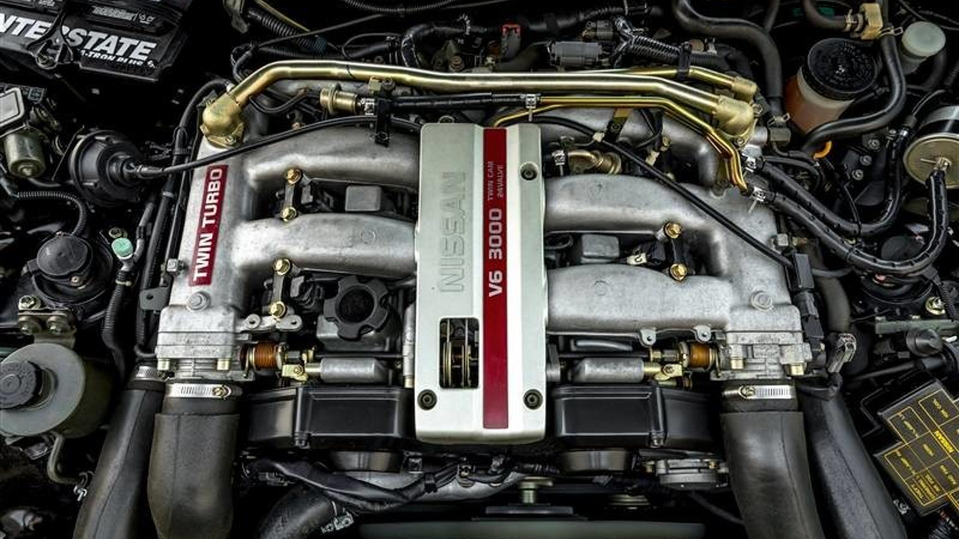 1996_Nissan_300ZX_Turbo_eBay_45