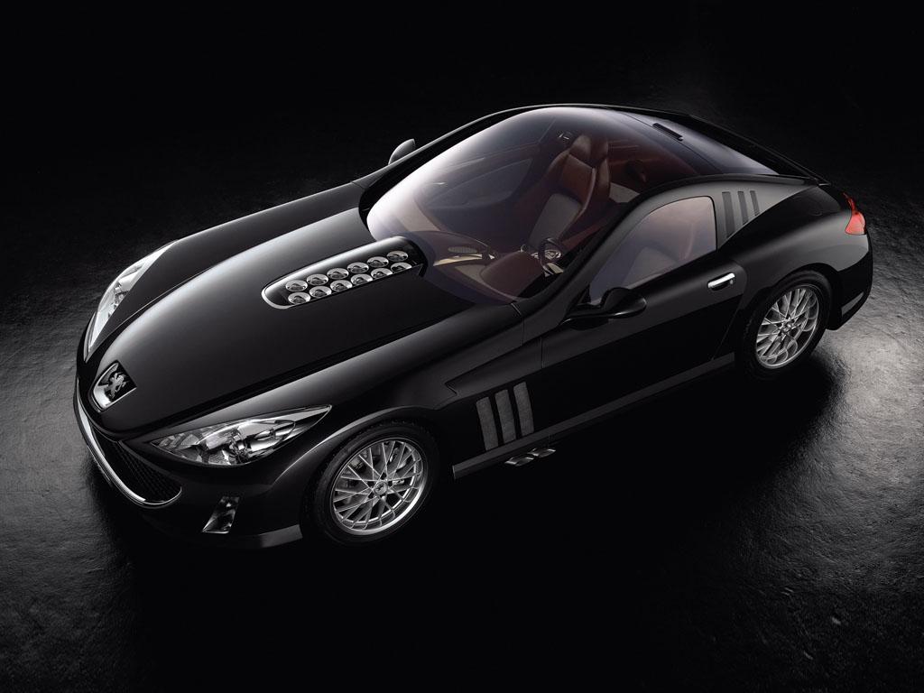 2004 Peugeot 907 Concept 1