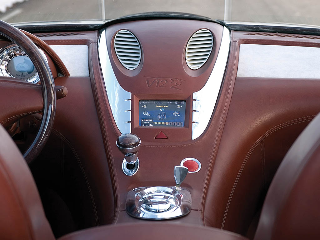 2004 Peugeot 907 Concept 13