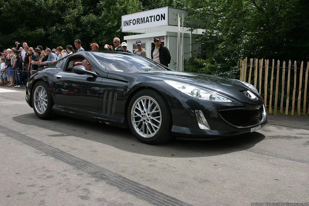 2004 Peugeot 907 Concept 16