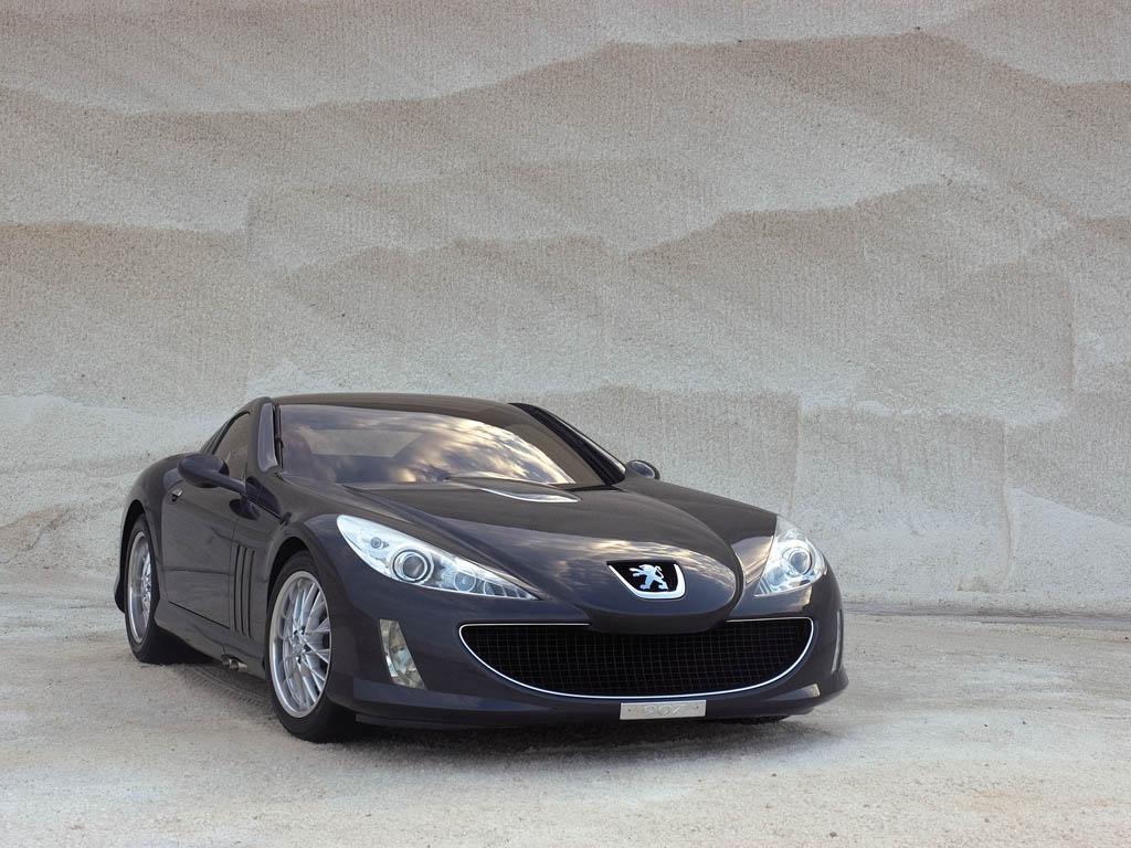 2004 Peugeot 907 Concept 3
