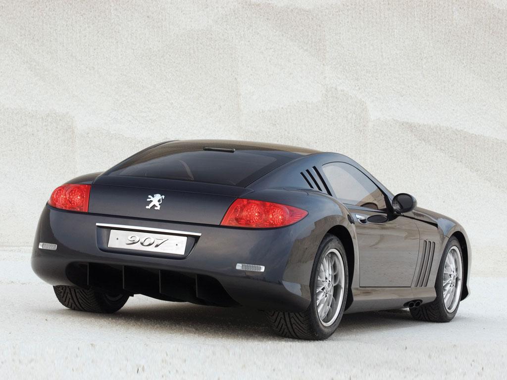 2004 Peugeot 907 Concept 8