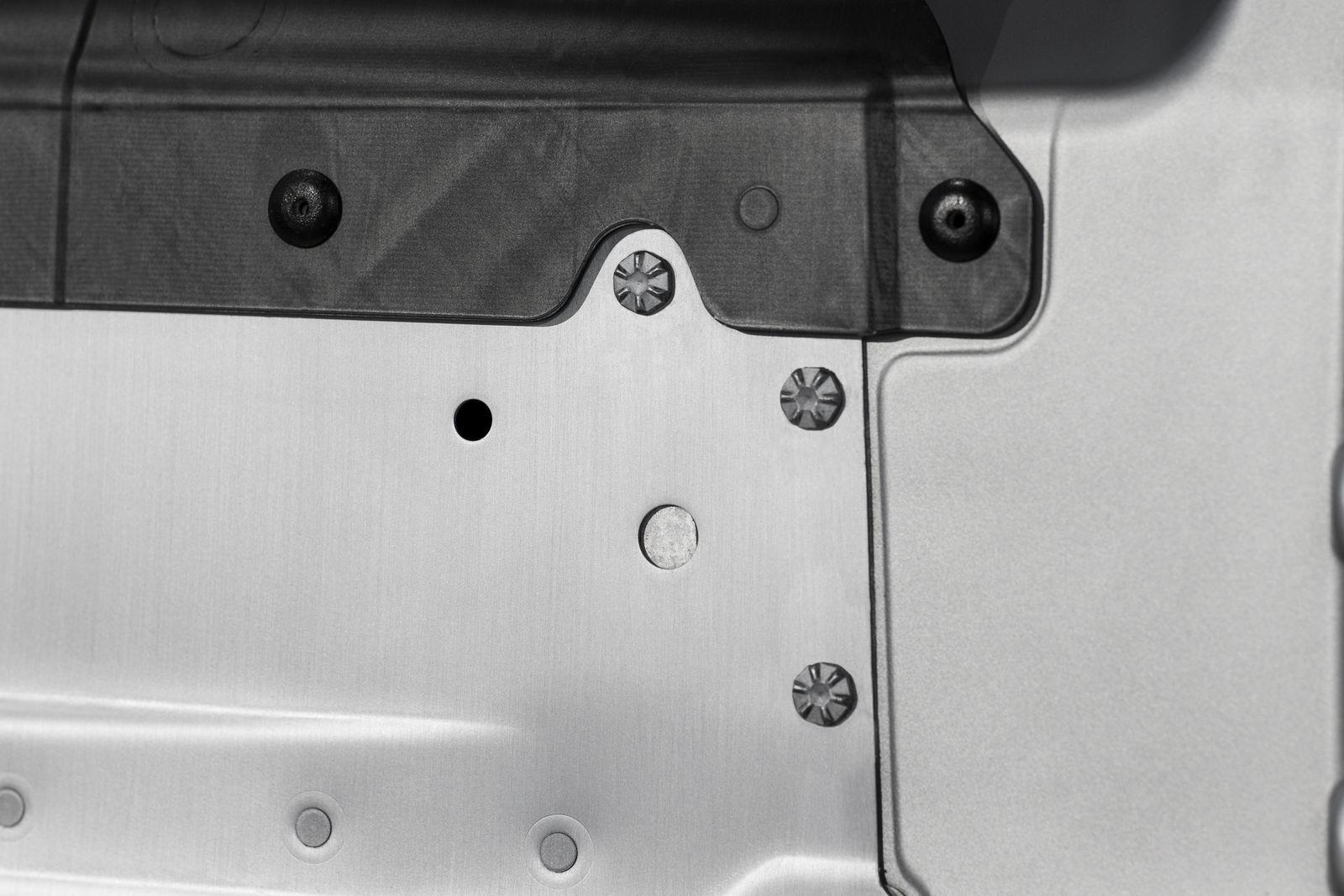 Mix of materials at the next Audi A8