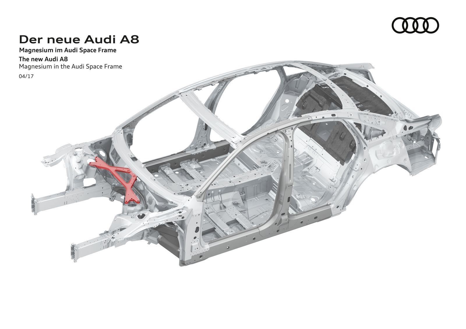 Magnesium in the Audi Space Frame