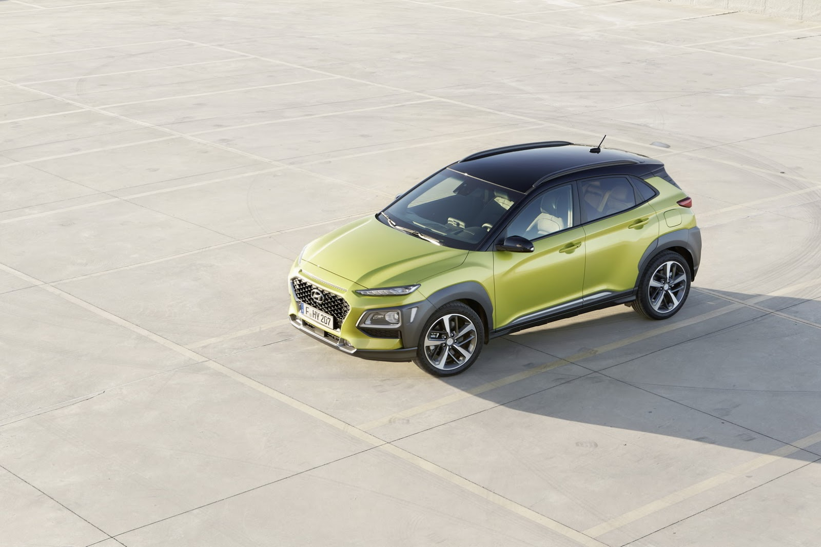 Hyundai-Kona 2018 photos (12)