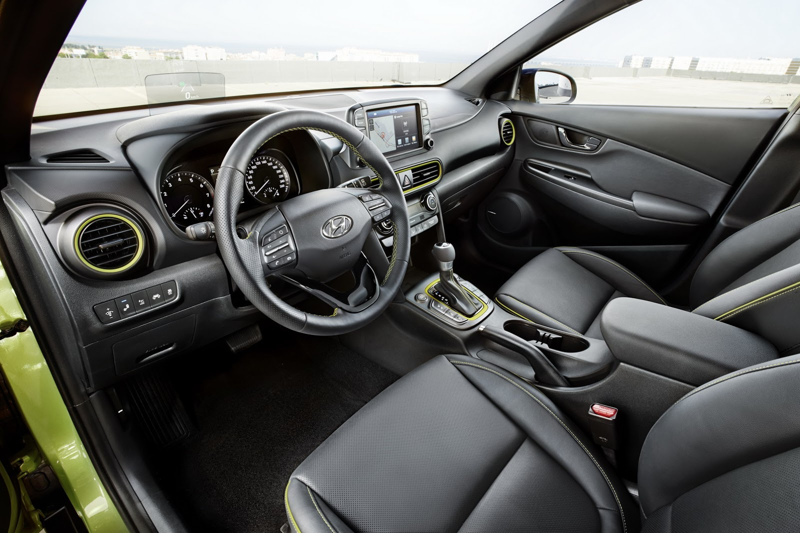 Hyundai-Kona 2018 photos (13)