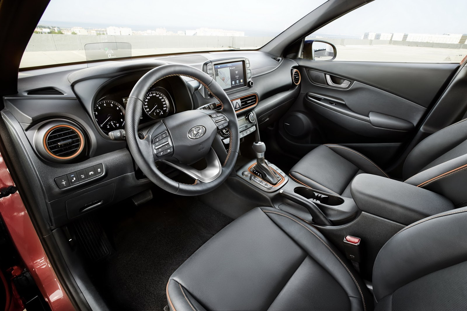 Hyundai-Kona 2018 photos (14)
