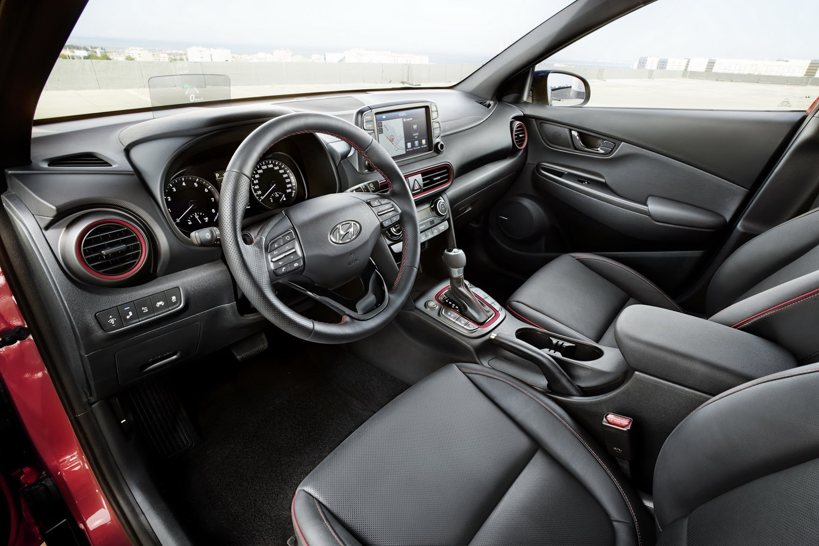 Hyundai-Kona 2018 photos (15)