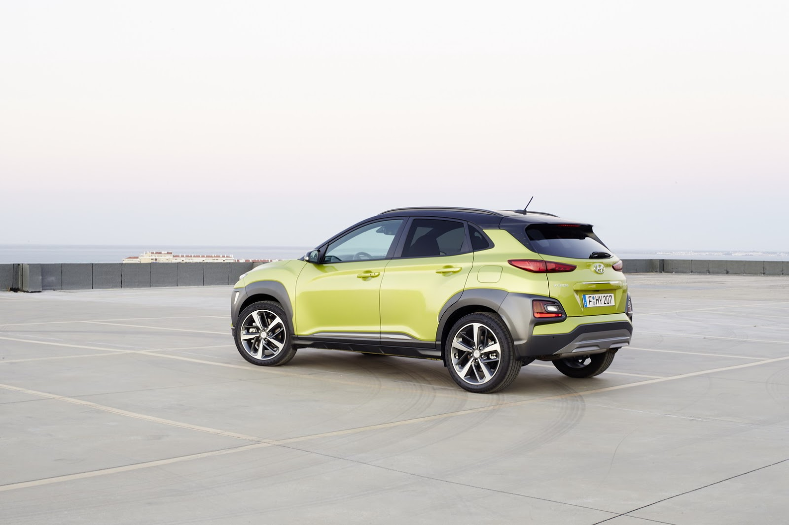 Hyundai-Kona 2018 photos (5)