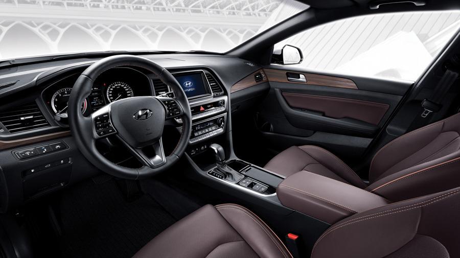 Facelift Hyundai Sonata -4