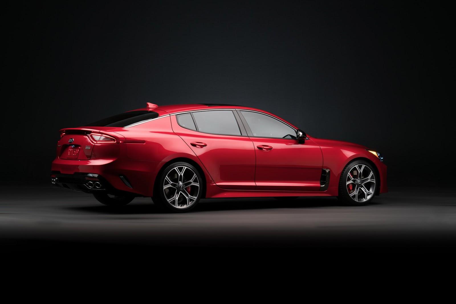2018 Kia Stinger GT (1)
