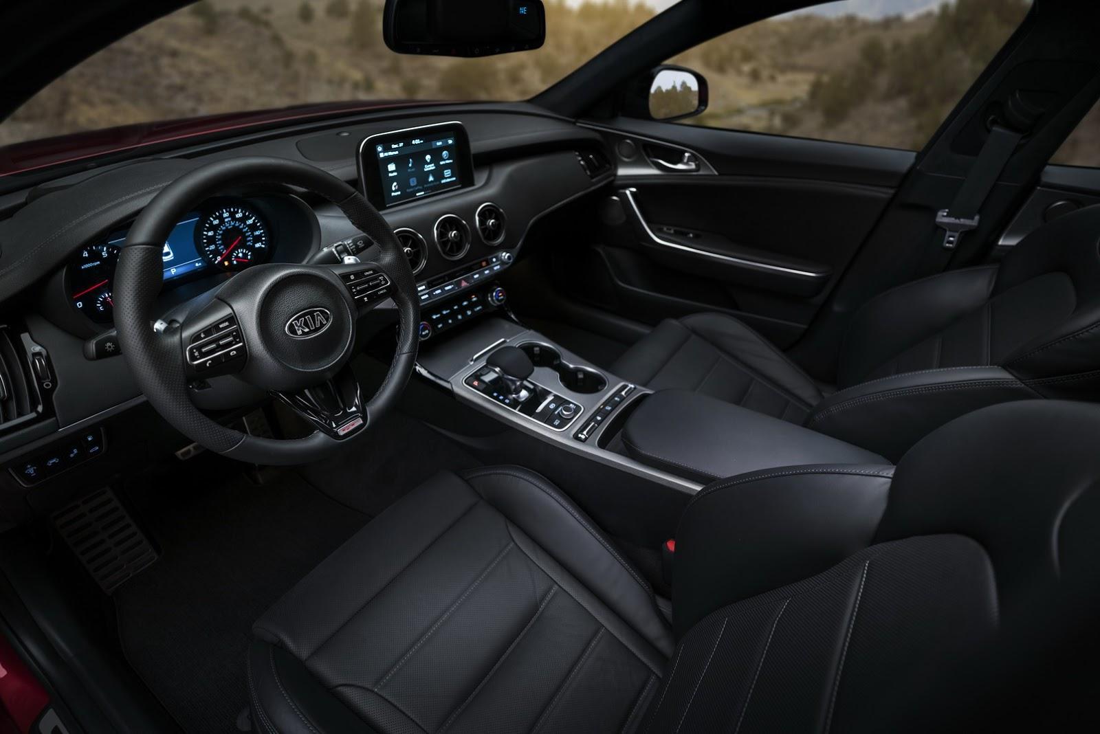 2018 Kia Stinger GT (13)