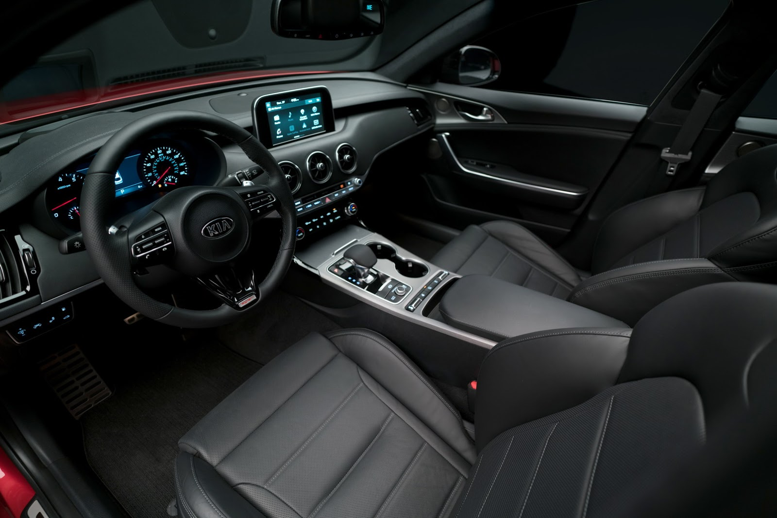 2018 Kia Stinger GT (14)