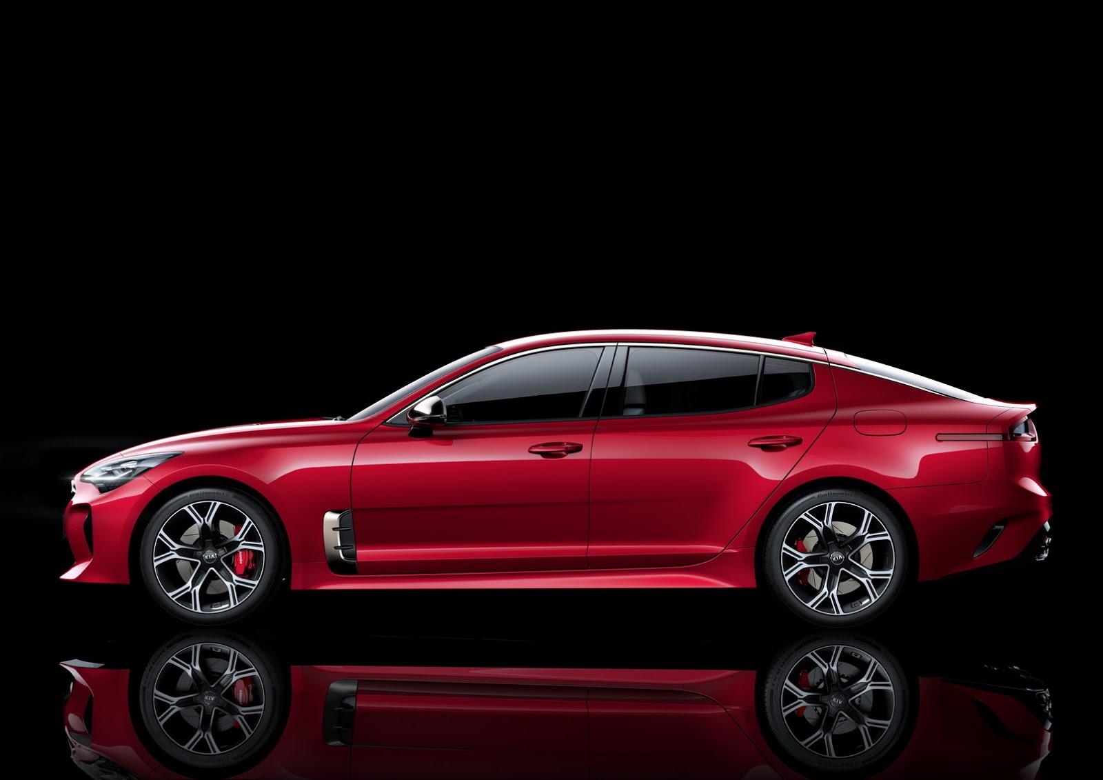 2018 Kia Stinger GT (5)