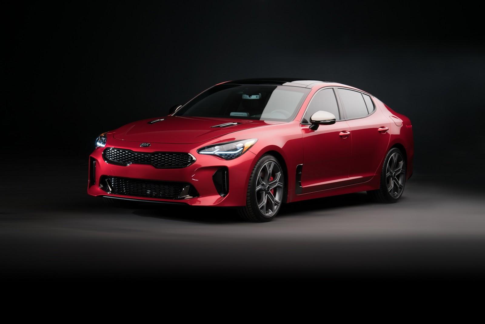 2018 Kia Stinger GT (9)