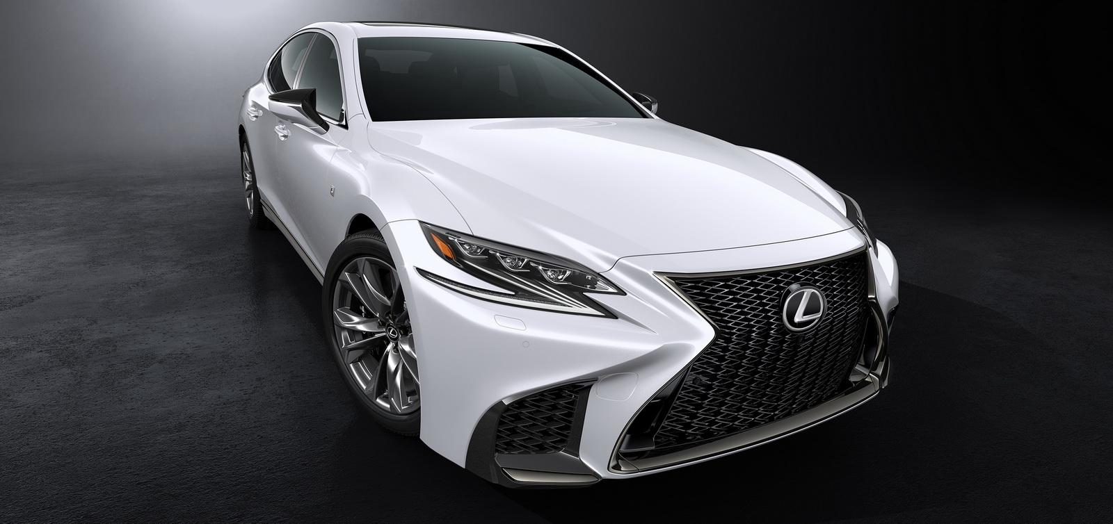 2018_Lexus_LS_500_F_Sport_10