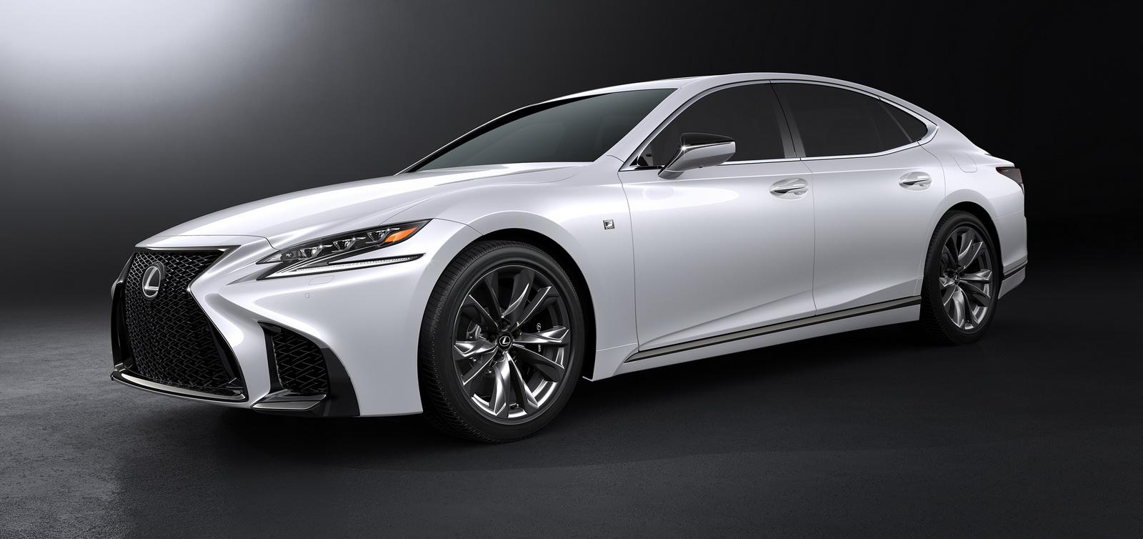 2018_Lexus_LS_500_F_Sport_11