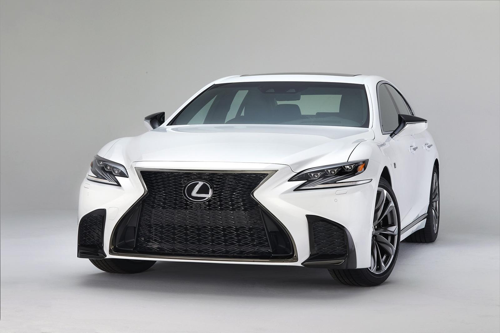 2018_Lexus_LS_500_F_Sport_15