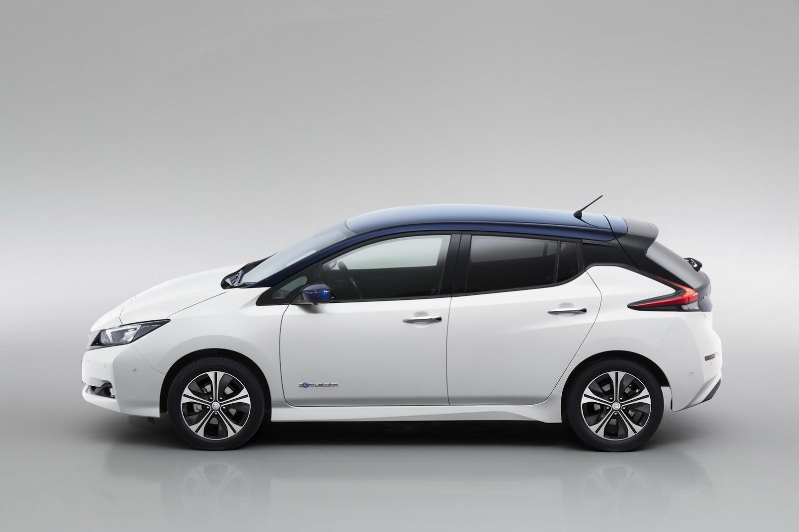 Nissan Leaf 2018 EU (10)