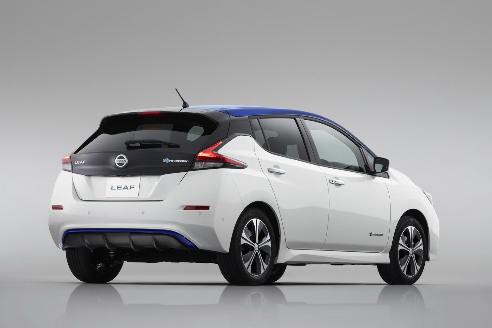 Nissan Leaf 2018 EU (11)