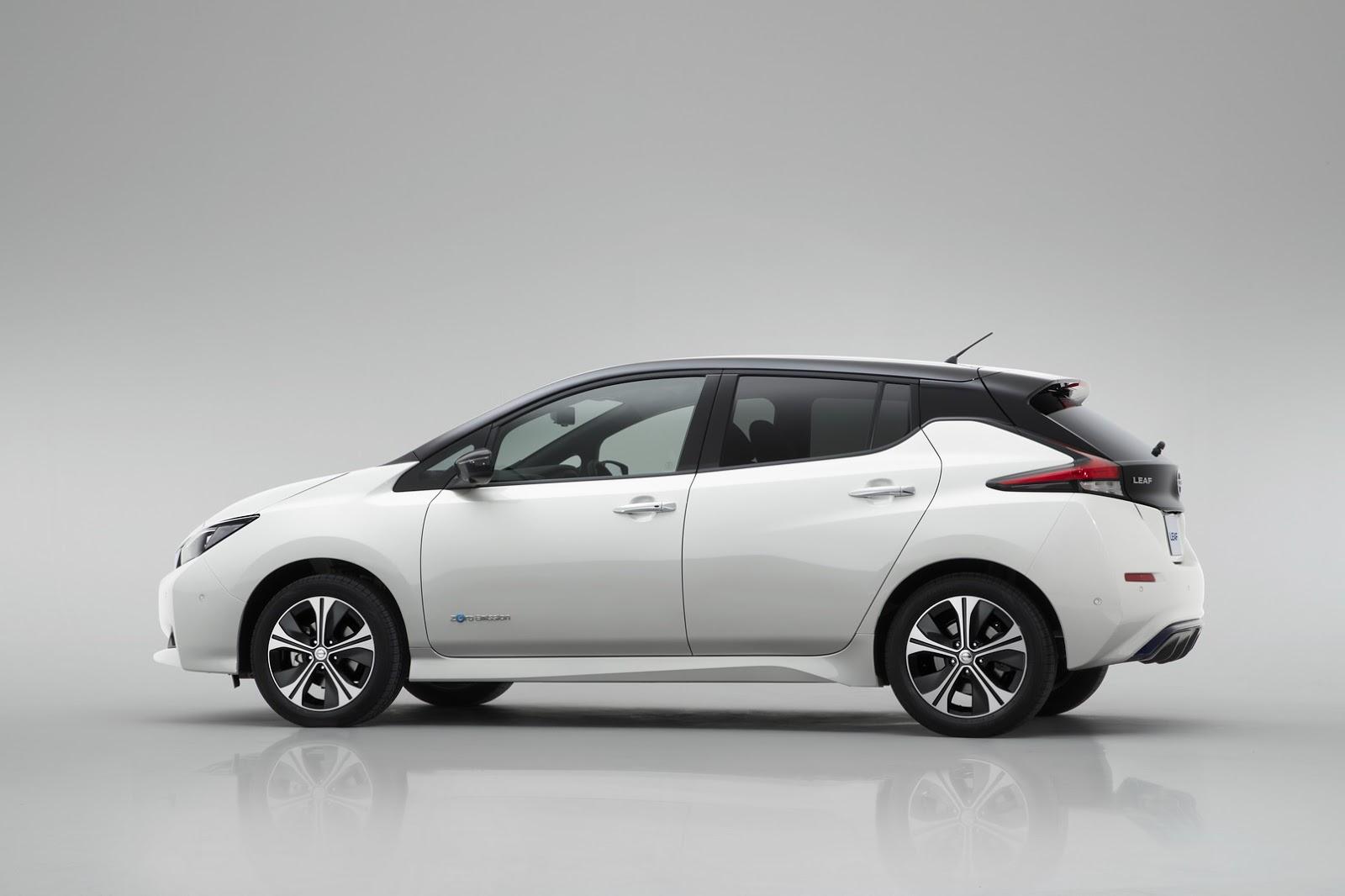 Nissan Leaf 2018 EU (7)