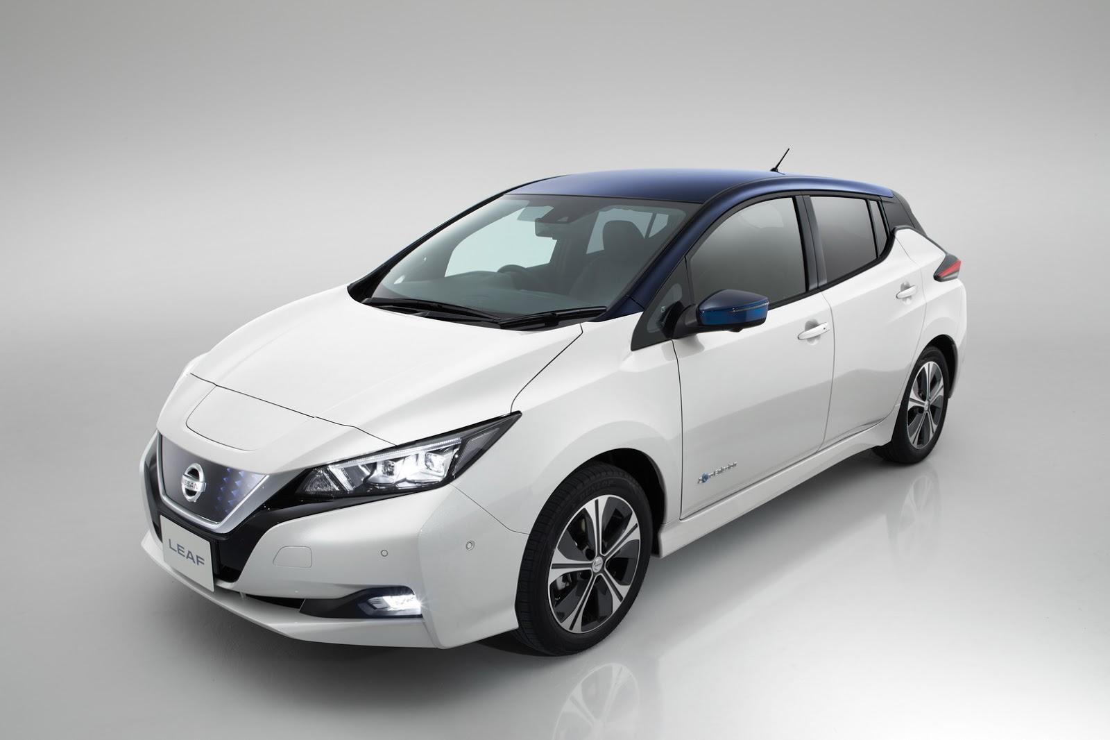 Nissan Leaf 2018 EU (8)