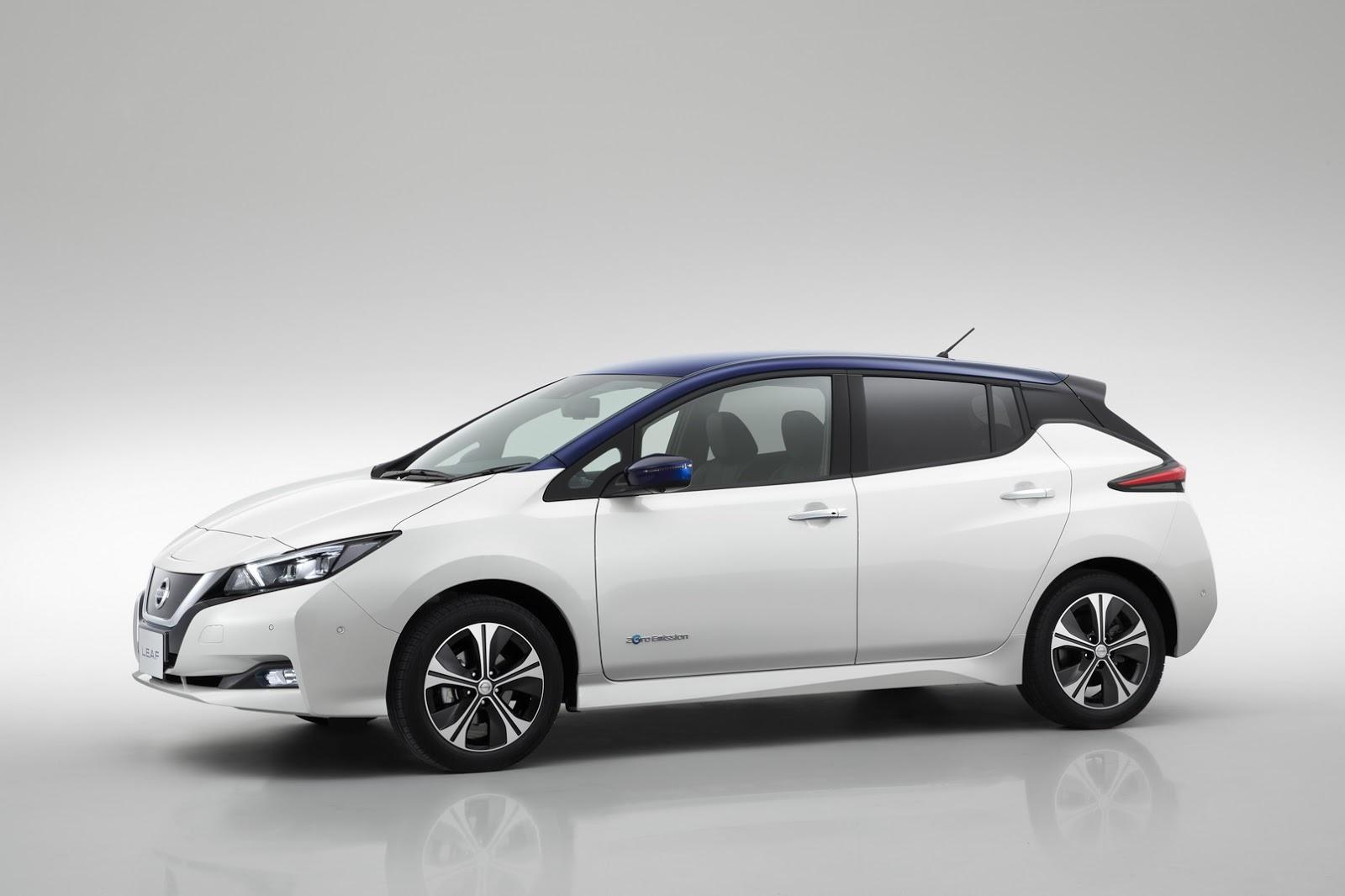 Nissan Leaf 2018 EU (9)