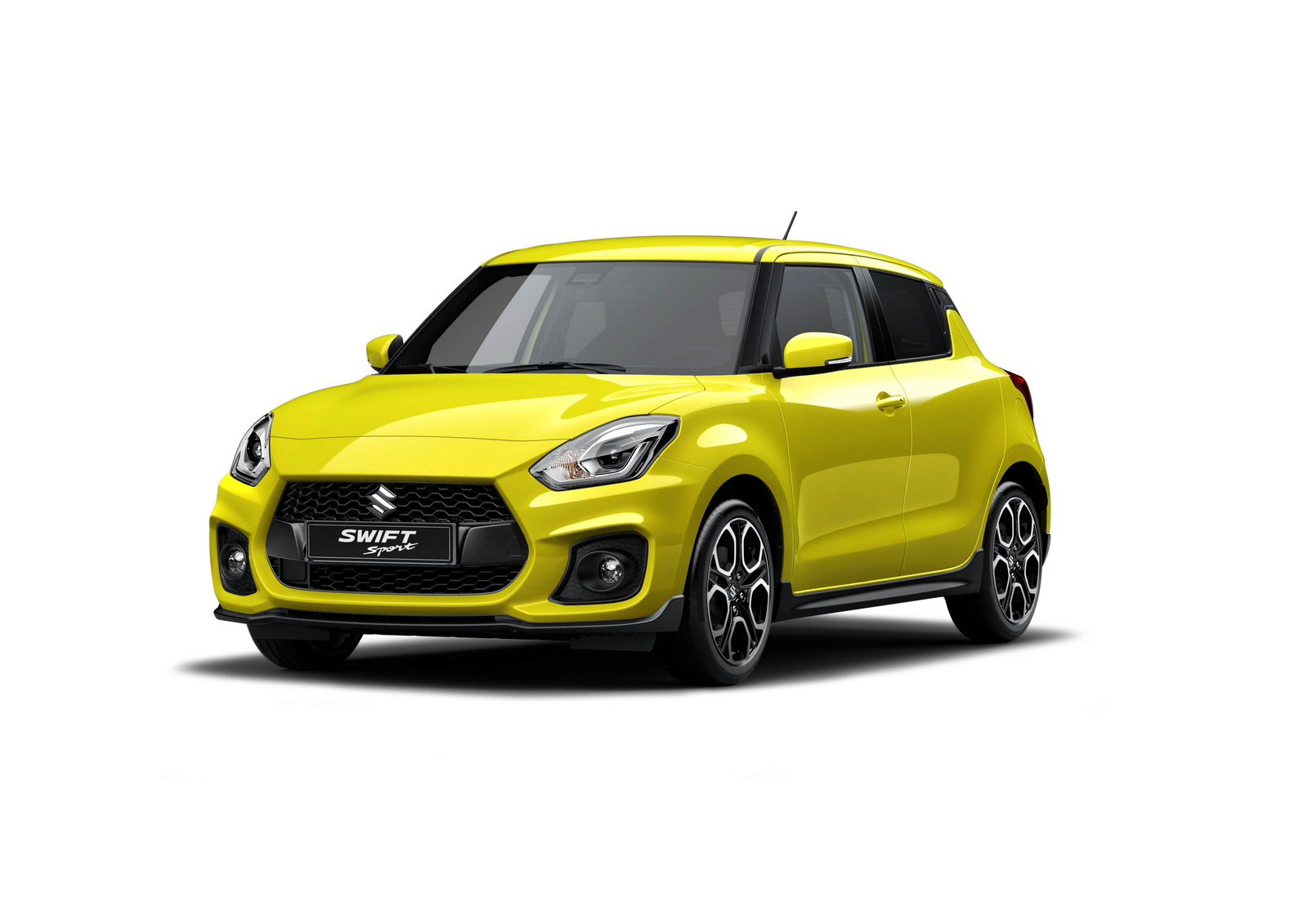 2018_Suzuki_Swift_Sport_09