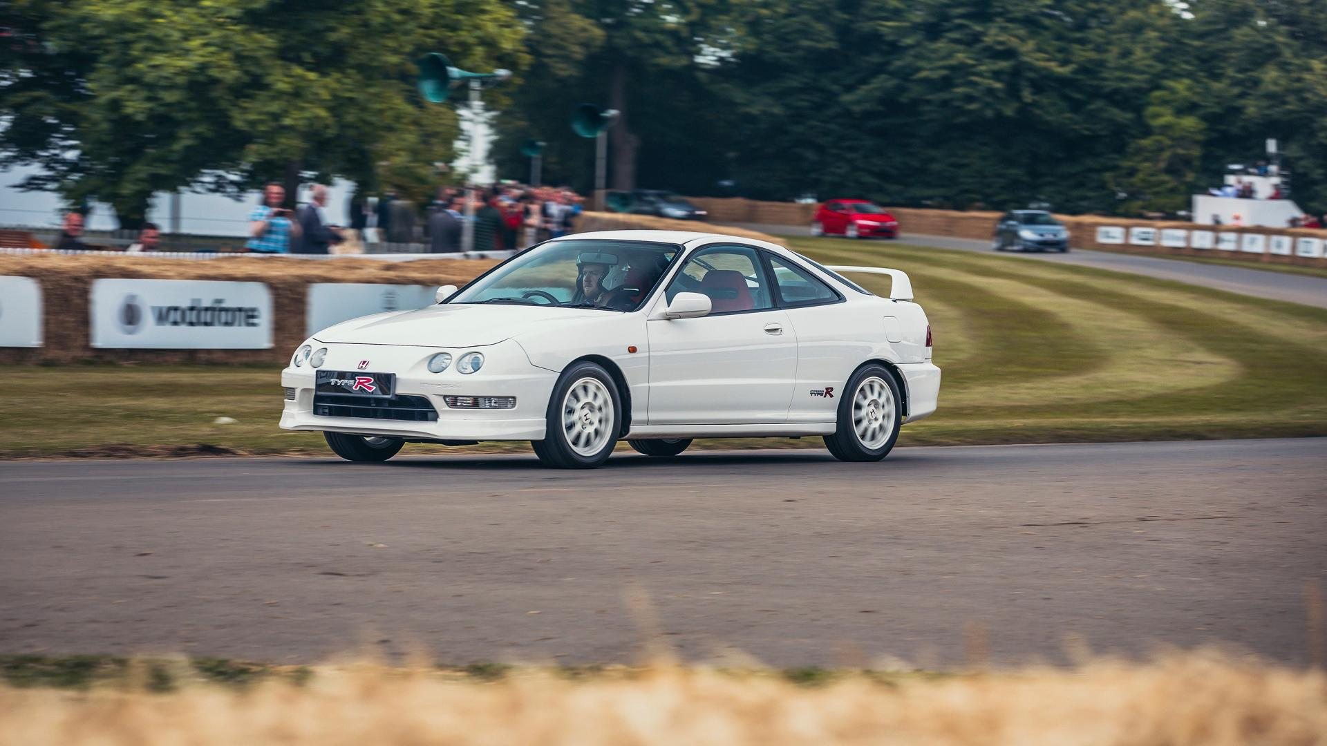 25 Years of Type R at Goodwood Festival of Speed 2017